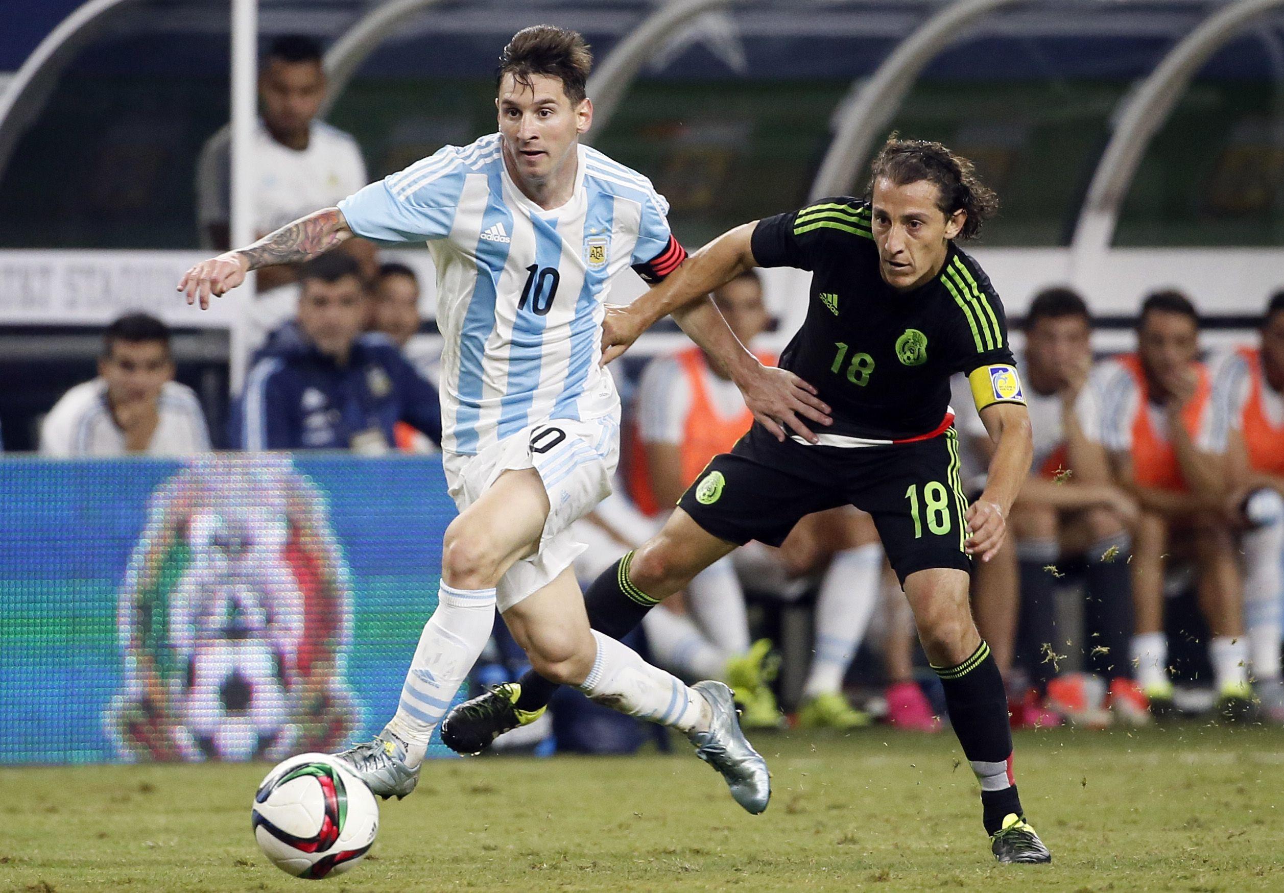 Todos la pasamos mal cuando perdimos con Chile la final de la Copa América