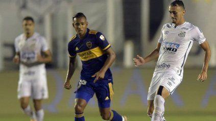 Villa es una preocupación para la última línea del Santos.