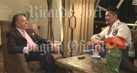Imperdible entrevista de Ricardo Fort a Menem