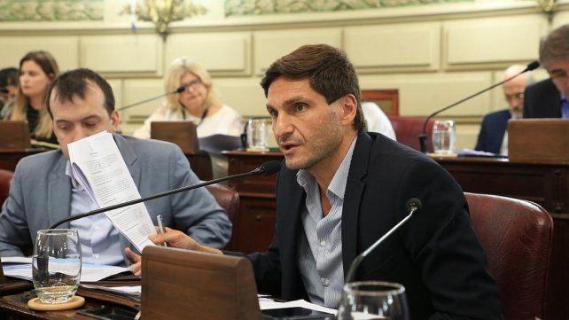 Maximiliano Pullaro habló sobre la estrategia del radicalismo de Santa Fe de cara a 2021.