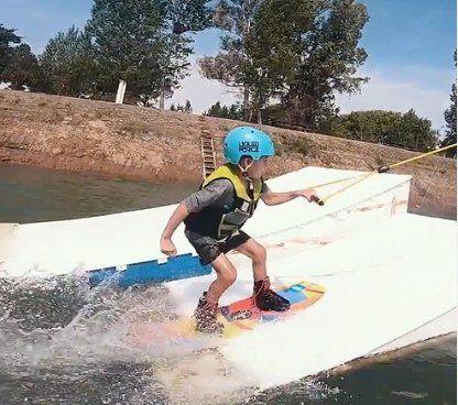 Infinite Ride, el mejor wake park a minutos de Rosario