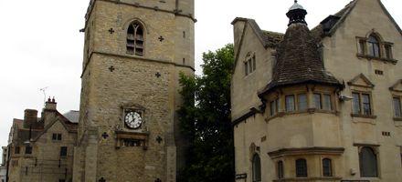 Oxford, la ciudad poderosa