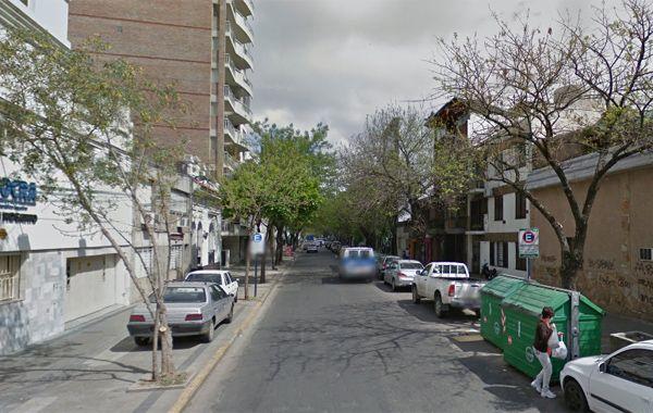 El hombre fue detenido en su vivienda de Cochabama entre Mitre y entre Ríos.