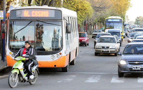 Monitoreados. Los paros sorpresivos del transporte obligan a replantear estrategias para no resentir el servicio.