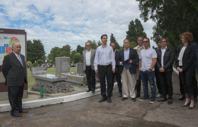 Homenajes y un pedido de justicia y verdad para el fiscal Nisman