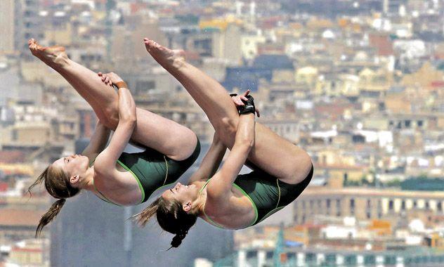 Con la presencia de los mejores nadadores del planeta hoy quedará inaugurado el 15º Mundial de Deportes Acuáticos en Barcelona.