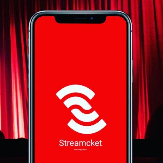 Presentación oficial de Streamcket con un show imperdible