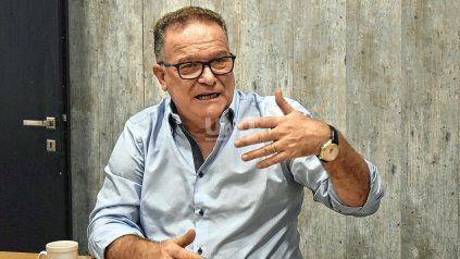 Lagna dijo que conoce mejor el territorio que Sain y que el exministro sufre persecución política