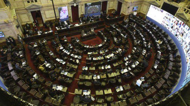 La Cámara de Diputados abordará esta tarde un amplio temario.