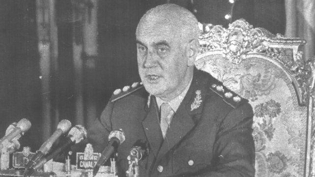 El presidente de facto general Alejandro Agustín Lanusse entró en funciones el 23 de marzo de 1971.