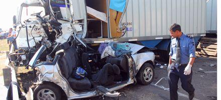 Menos muertes en la provincia por accidentes de tránsito durante las fiestas