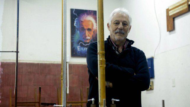 Juan Farina, director del Politécnico.