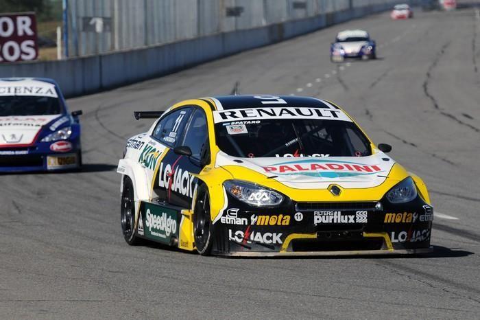 El veloz piloto de Lanús se impuso con un tiempo de 41 minutos 00 segundos 935 milésimas.