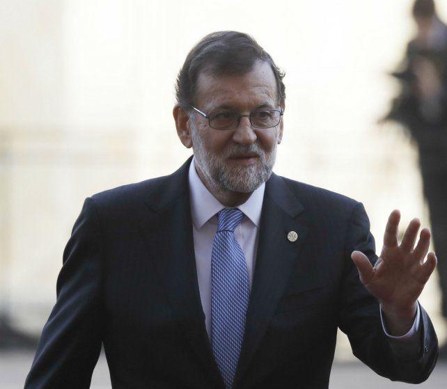 Rajoy gobierna desde 2011.