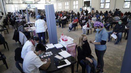 La provincia de Santa Fe ya inoculó al 72% de las personas inscriptas en el Registro Provincial de Vacunación contra el coronavirus.