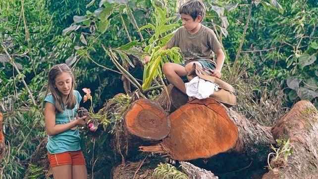Niños actores. El casting se hizo con 700 chicos de Misiones