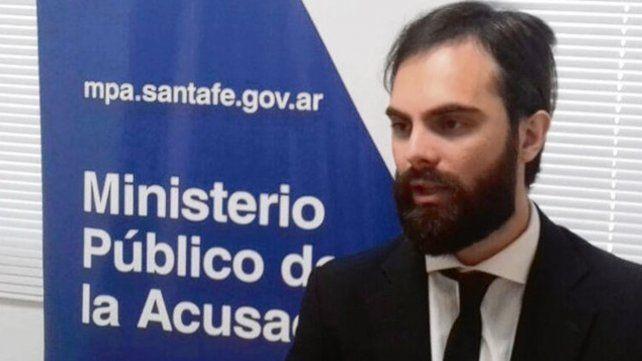 El fiscal Ezequiel Hernández