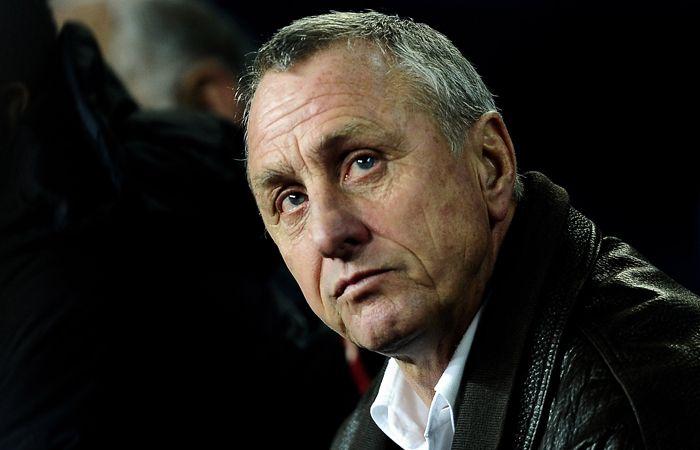 Cruyff recibió numerosas muestras de apoyo desde que anunció su enfermedad.