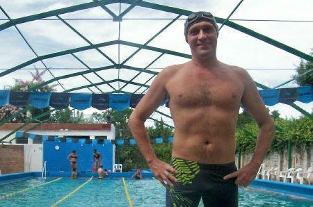 Marcelo Turco Abram murió después de ser embestido por una lancha cuando nadaba en el Parná.