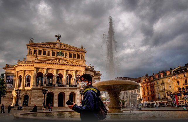 Coronavirus: Alemania inicia un nuevo confinamiento por el temor de un colapso sanitario