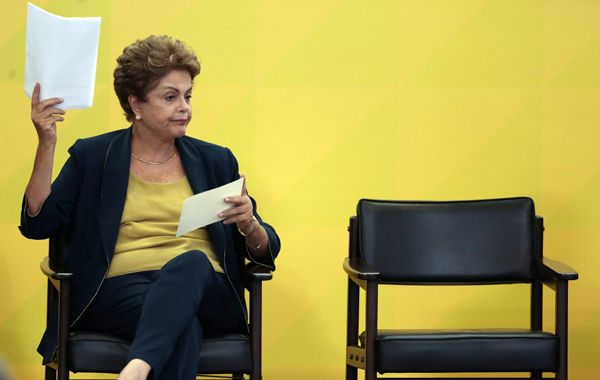 La presidenta de Brasil no tendrá el respaldo político del PSDB.