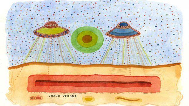 Muestra de dibujos y pinturas de Chachi Verona
