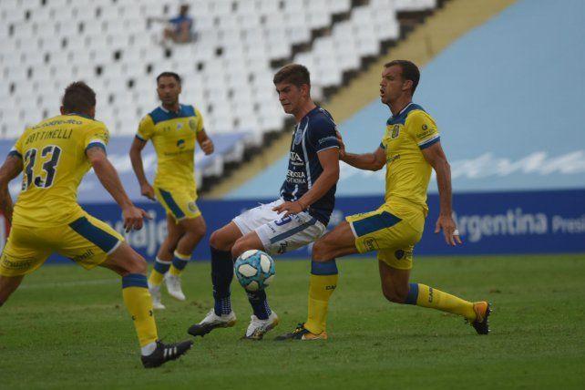 En Mendoza el equipo canalla ganó con gol de Novaretti.