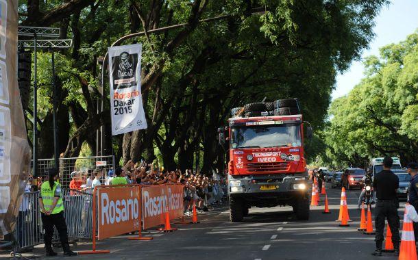 Evento exitoso. La edición 2014 de la carrera tuvo gran apoyo popular y muchas visitas en la ciudad.