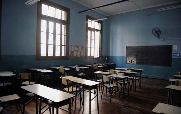 El inicio de clases está condicionado por la resolución de la paritaria nacional.