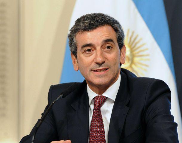 El ministro Florencio Randazzo.