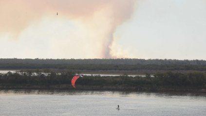 Fuego en las islas: no se decartan intencionalidad política en las quemas