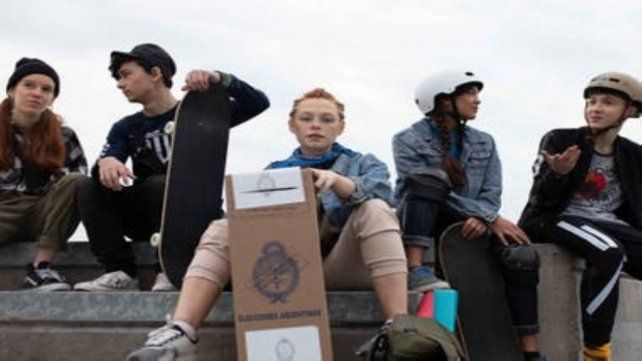 La ley que establece el voto adolescente se sancionó en 2012.