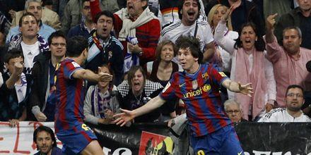 Barcelona se quedó con el clásico español ante Real Madrid en el Bernabeu