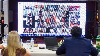 El ministro Nicolás Trotta presidió la reunión virtual con sus pares provinciales desde Misiones.