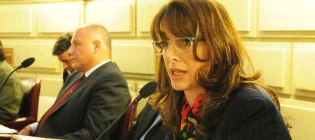 La diputada dijo que trabajará para que su partido llegue a un acuerdo por la Reforma Tributaria.