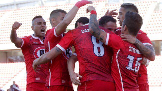 Con la victoria Unión La Calera llegó a 30 puntos y es segundo a tres unidades del líder