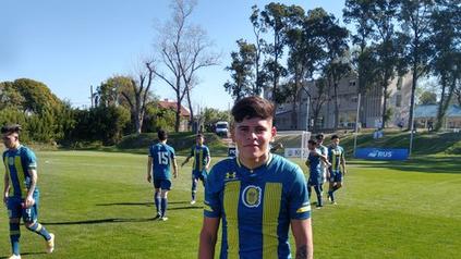 Central, con gol de Fabricio Oviedo quien se arrima a los 100 gritos, ganó 1 a 0 en 6ª AFA.
