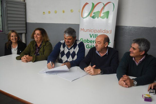 Villa G. Gálvez fortalece sus cuatro Centros de Día