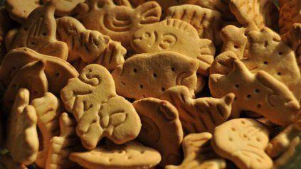 Las galletitas con formas de animales, en la mira de los veganos.