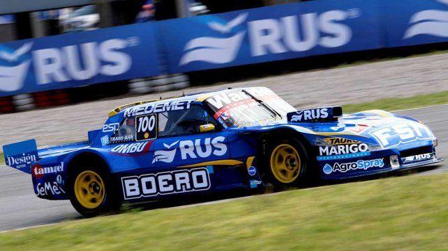 Pedro Boero clavó el segundo mejor tiempo en la clasificación de La Plata e irá por el triunfo obligatorio. Comandará la segunda serie.