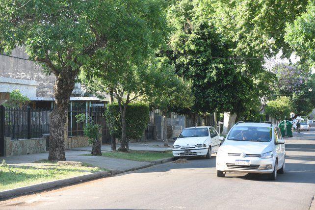 Hugo G. fue raptado la noche del martes en Campbell al 600 luego de guardar su auto en una cochera de la cuadra.