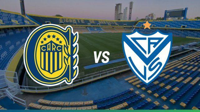 Rosario Central buscará ponerse de pie en la Liga Profesional recibiendo a Vélez