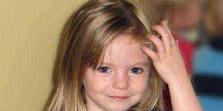 No era Maddie la pequeña que estaba en Chile