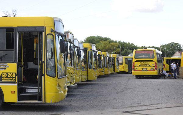 Bajo la lupa. Los colectivos de la empresa Rosario Bus