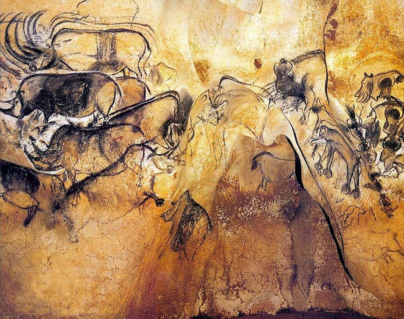 Espléndido. Las obras de la cueva de Chauvet tienen unos 30 mil años.