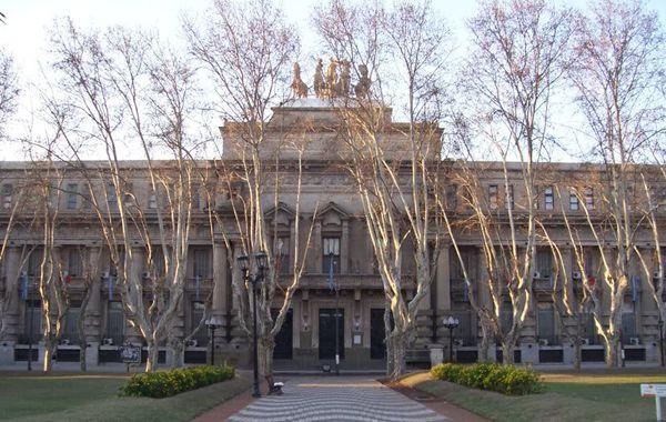 La reunión se llevó a cabo en la sede de gobernación en Rosario.