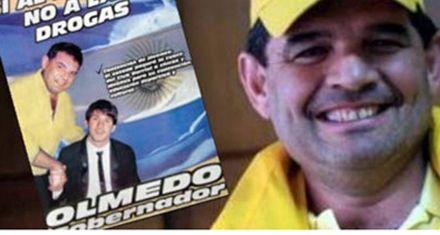 Messi demandó al diputado Olmedo  por usar una foto suya en un afiche