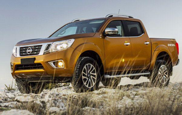 Desembarco. Nissan comenzará a fabricar una camioneta en el país.