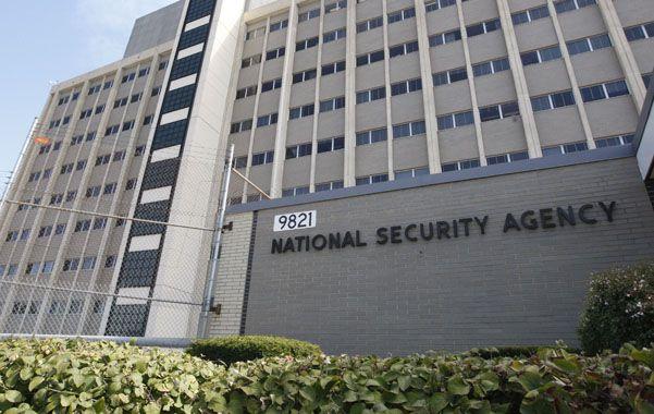 En la mira. El edificio de la cuestionada NSA