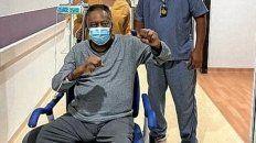 Pelé está está cada día mejor luego de ser operado